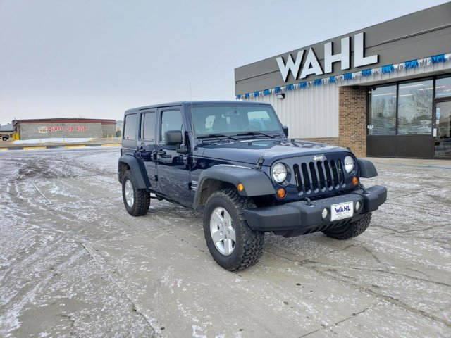 Used 2013 Jeep Wrangler Unlimited in Devils Lake, ND