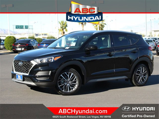 2020 Hyundai Tucson SEL SEL FWD Regular Unleaded I-4 2.4 L/144 [12]