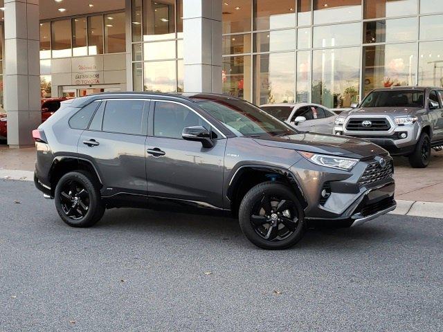 New 2020 Toyota RAV4 Hybrid in , AL