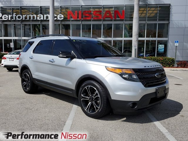Used 2014 Ford Explorer in Pompano Beach, FL