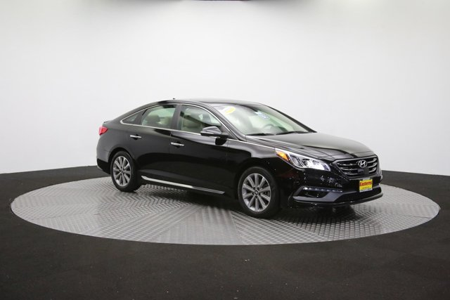 2017 Hyundai Sonata for sale 123459 45