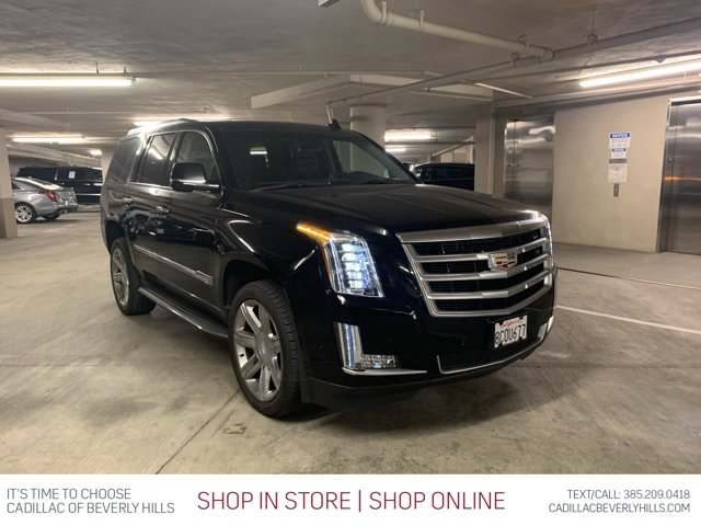 2018 Cadillac Escalade Luxury 2WD 4dr Luxury Gas V8 6.2L/376 [7]