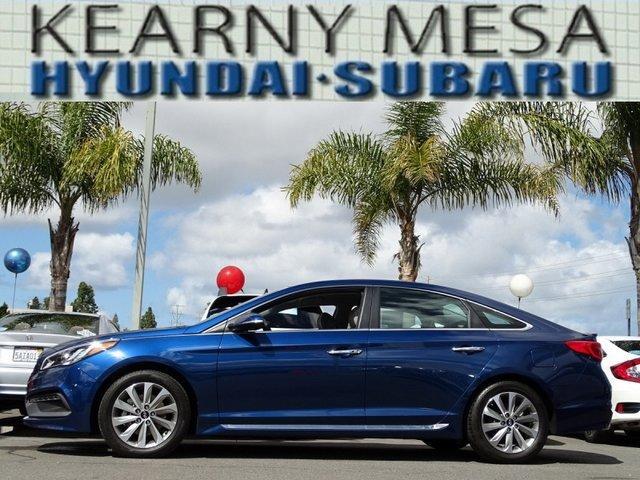 Used 2016 Hyundai Sonata in San Diego, CA