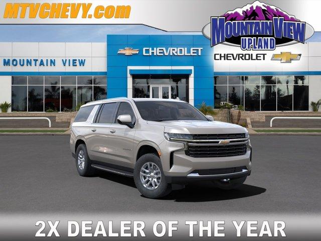 2021 Chevrolet Suburban LS 2WD 4dr LS Gas V8 5.3L/ [1]