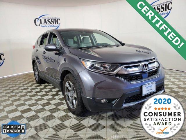 Used 2019 Honda CR-V in Midland, TX