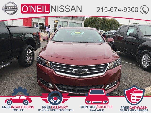 2017 Chevrolet Impala LT 4dr Sdn LT w/1LT Gas/Ethanol V6 3.6L/217 [19]