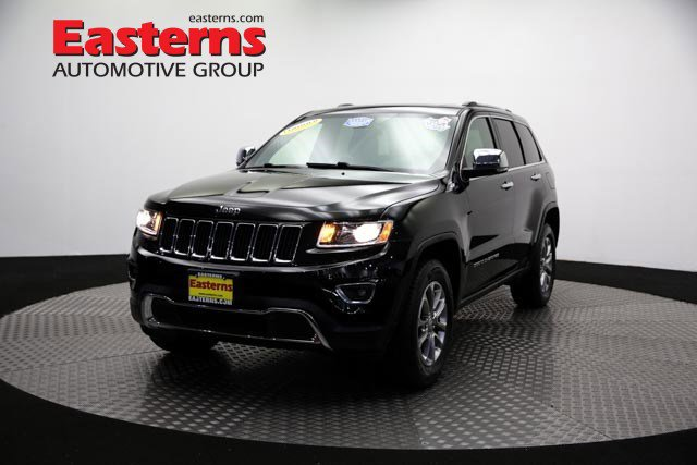 2016 Jeep Grand Cherokee for sale 122540 0