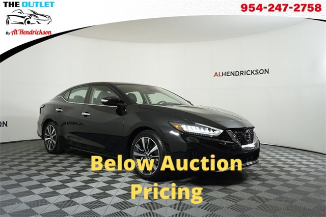 Used 2020 Nissan Maxima in Coconut Creek, FL