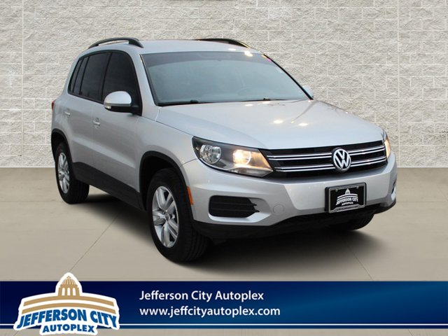 Used 2015 Volkswagen Tiguan in Jefferson City, MO