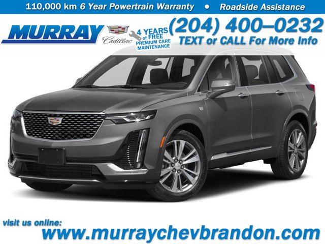 2021 Cadillac XT6 Premium Luxury AWD 4dr Premium Luxury Gas V6 3.6L/222 [8]