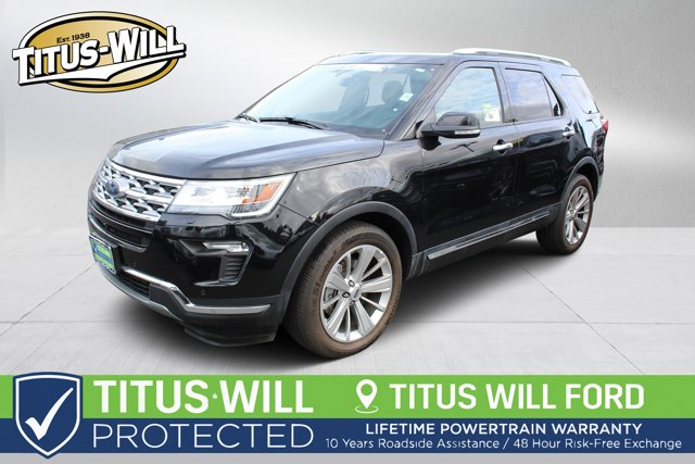 Used 2019 Ford Explorer in Tacoma, WA