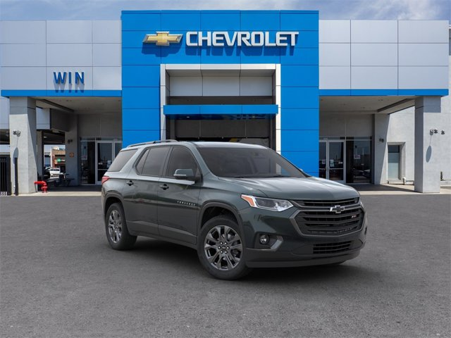 2020 Chevrolet Traverse RS FWD 4dr RS Gas V6 3.6L/217 [6]