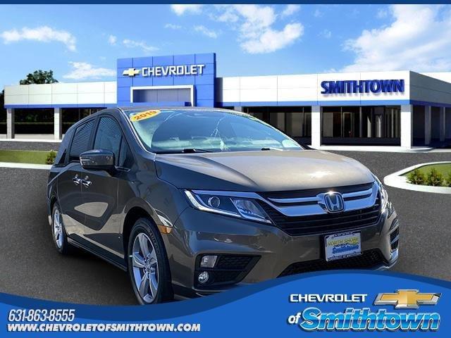 2019 Honda Odyssey EX-L EX-L Auto Regular Unleaded V-6 3.5 L/212 [0]