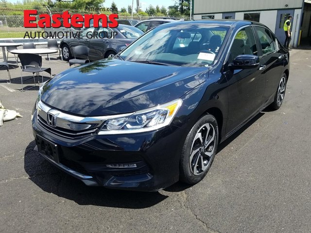 2017 Honda Accord Sedan EX-L 4dr Car