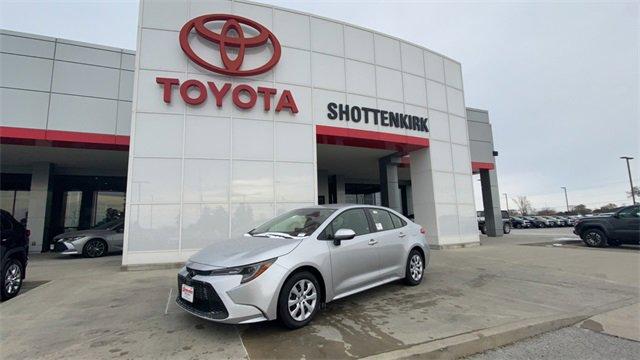 New 2020 Toyota Corolla in Quincy, IL