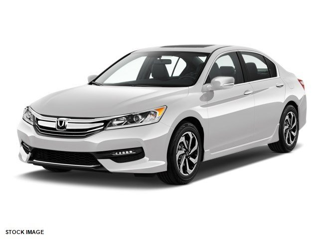 New 2017 Honda Accord Sedan EX CVT