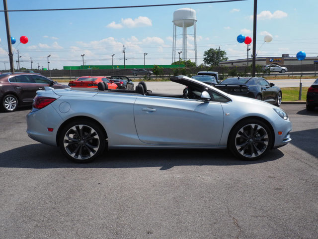 The 2019 Buick Cascada Premium