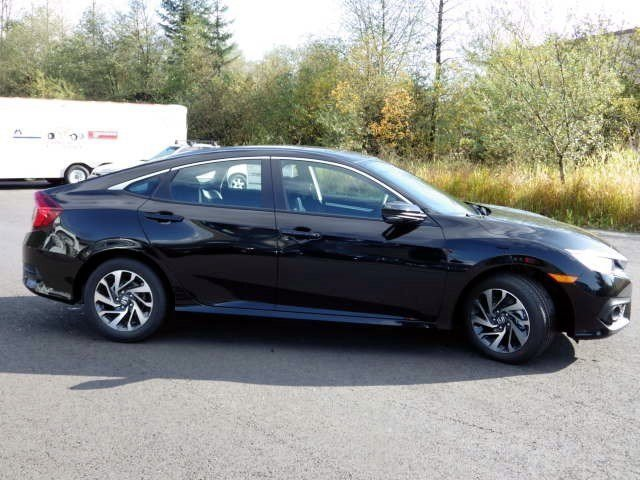 New 2016 Honda Civic Sedan 4dr CVT EX w-Honda Sensing