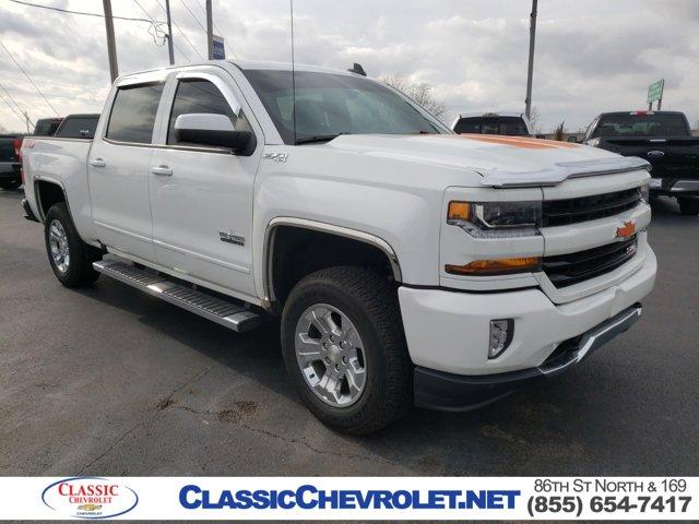 Used 2018 Chevrolet Silverado 1500 in Owasso, OK