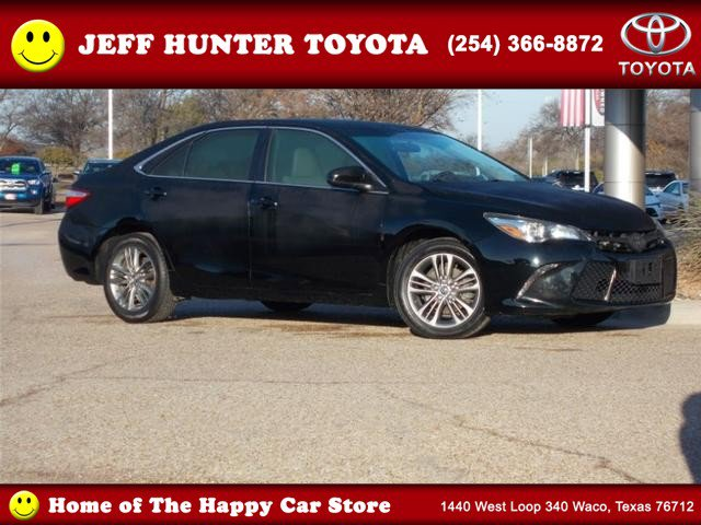 Used 2015 Toyota Camry in Waco, TX