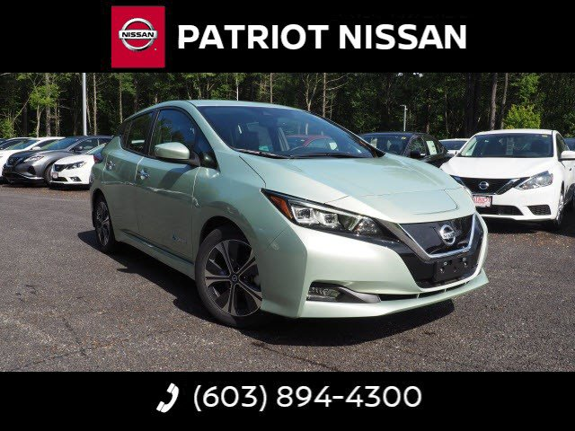 New 2019 Nissan LEAF in Salem, NH