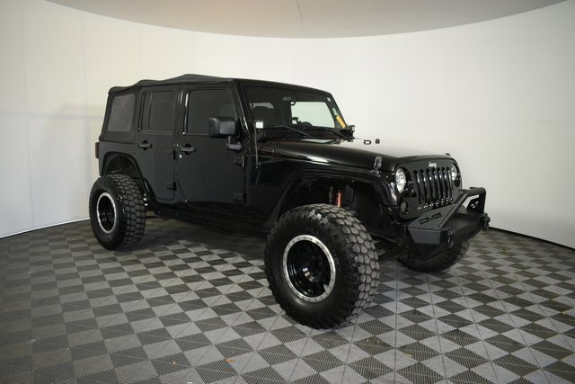 Used 2013 Jeep Wrangler Unlimited in Lake City, FL