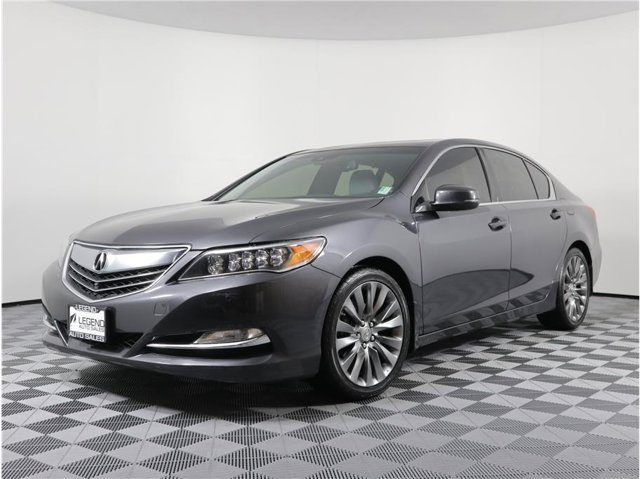 2016 Acura RLX Advance Pkg