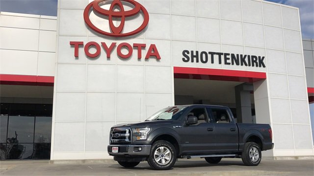 Used 2016 Ford F-150 in Quincy, IL