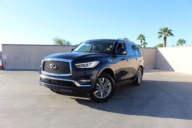 Used 2018 INFINITI QX80 in Mesa, AZ