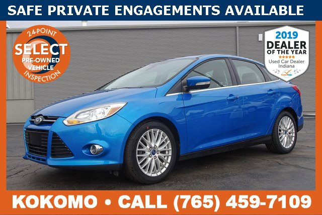 Used 2012 Ford Focus in Indianapolis, IN