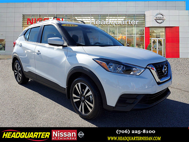 Used 2018 Nissan Kicks in Columbus, GA
