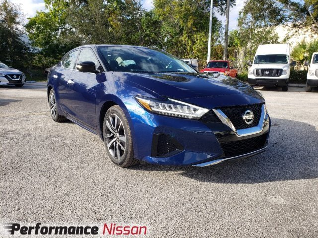 New 2020 Nissan Maxima in Pompano Beach, FL