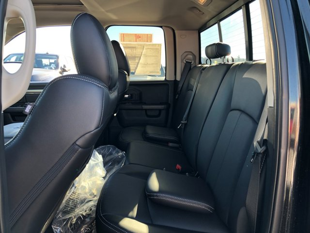 New 2018 Ram 1500 Night 4x4 Quad Cab 6'4 Box