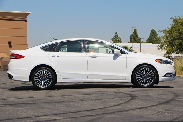 2018 Ford Fusion  3