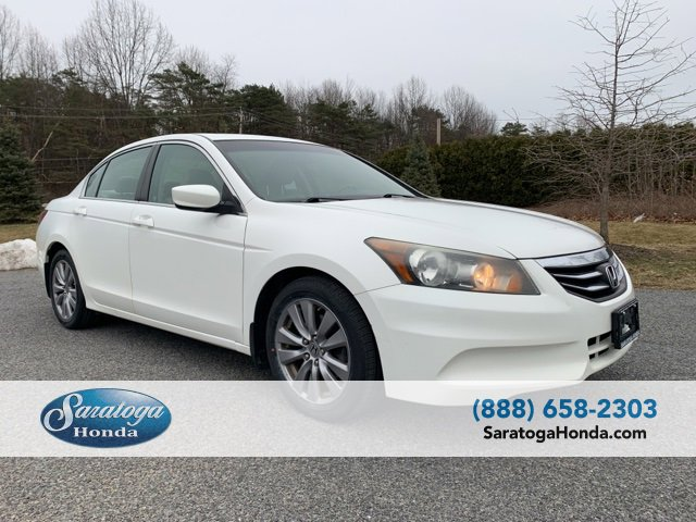 Used 2011 Honda Accord Sedan in Saratoga Springs, NY