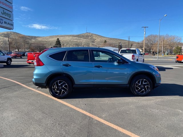 Used 2016 Honda CR-V AWD 5dr SE