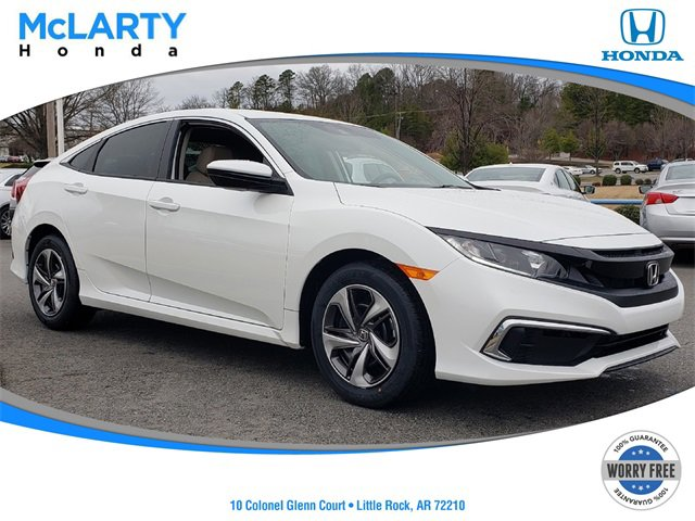 New 2020 Honda Civic Sedan in Little Rock, AR