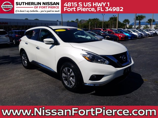 Used 2018 Nissan Murano in Fort Pierce, FL