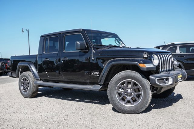 New 2020 Jeep Gladiator Overland 4x4