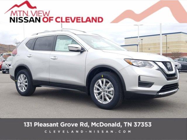 New 2020 Nissan Rogue in McDonald, TN