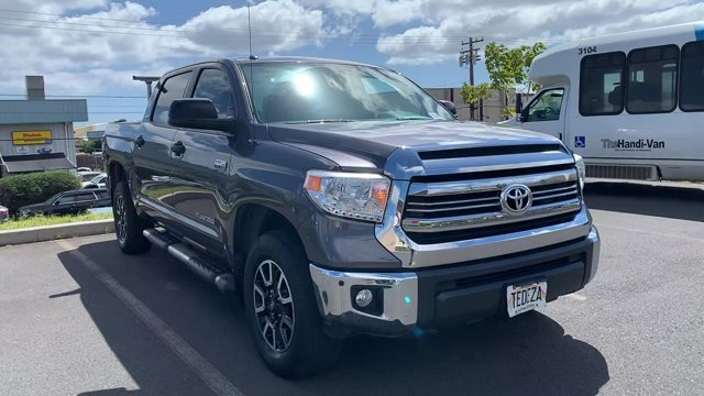 Used 2016 Toyota Tundra in Waipahu, HI