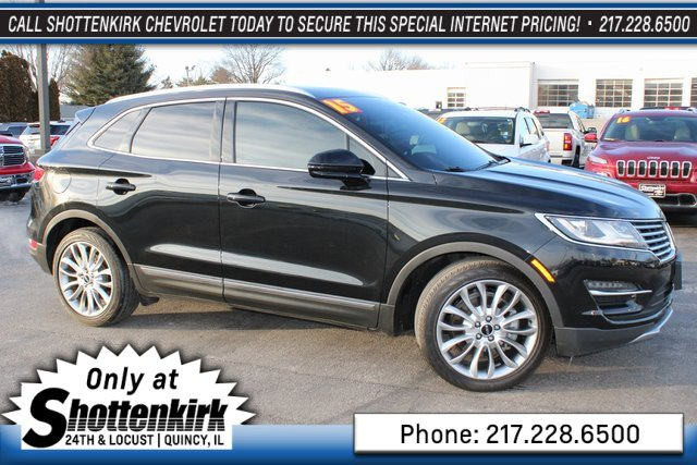 Used 2015 Lincoln MKC in Quincy, IL