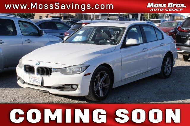 2013 BMW 3 Series 328i 4dr Sdn 328i RWD South Africa SULEV Turbocharged Gas I4 2.0L/122 [2]