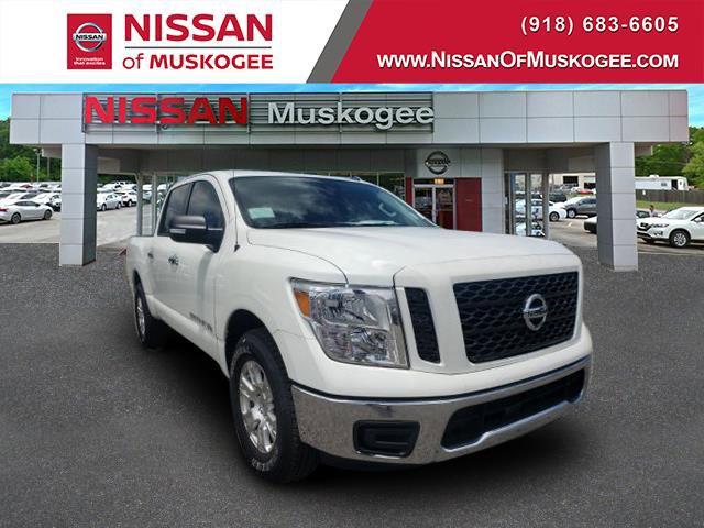 New 2019 Nissan Titan in Muskogee, OK