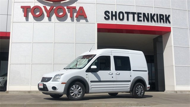 Used 2012 Ford Transit Connect Wagon in Quincy, IL
