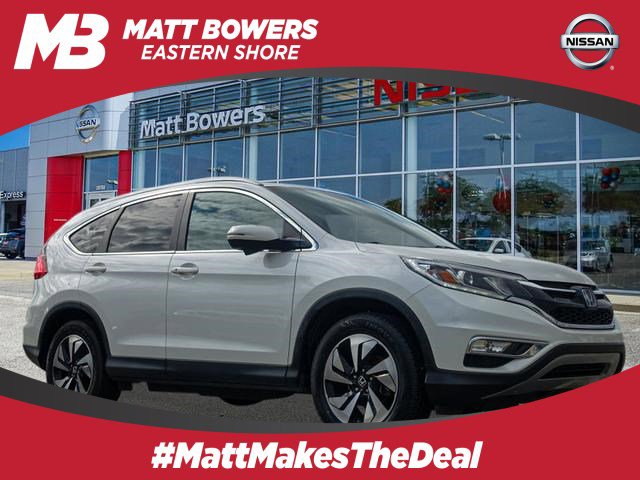Used 2016 Honda CR-V in Daphne, AL