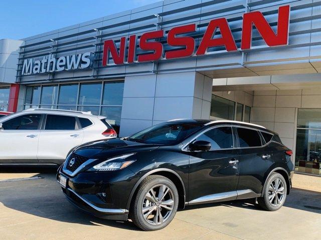 New 2019 Nissan Murano in Paris, TX