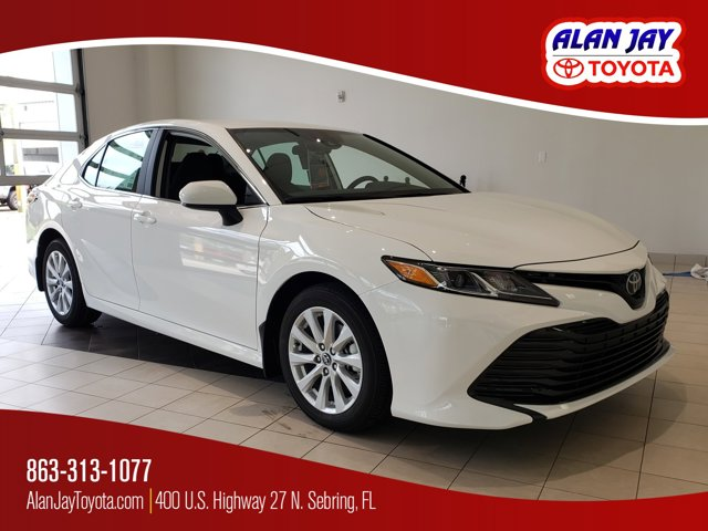 New 2020 Toyota Camry in Sebring, FL