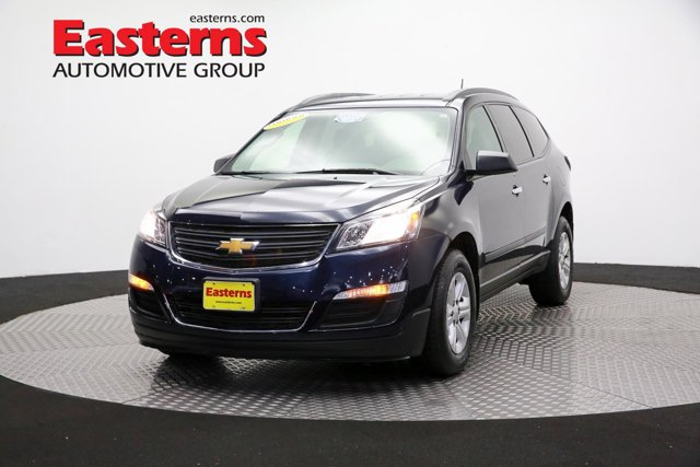 2016 Chevrolet Traverse for sale 120981 0