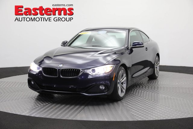 2017 BMW 4 Series 430i 2dr Car